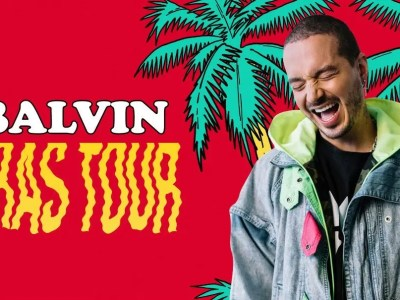 J Balvin Vibras Tour at the Fiserv Forum in Milwaukee