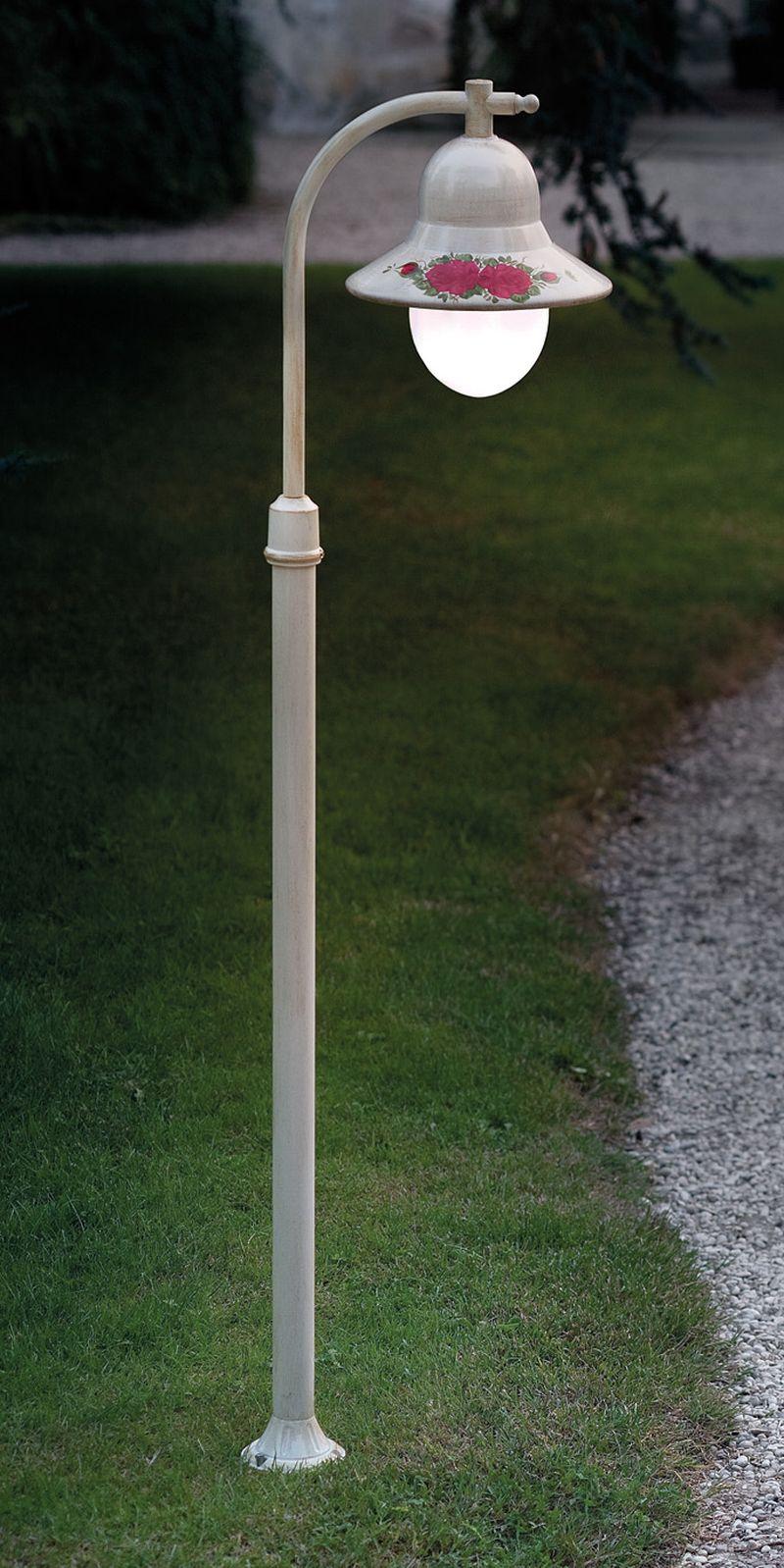 Lampadario artigianale sospensione in ceramica decorato a mano diametro 31cm. Ferroluce Italian Ceramic Chandelier And Lamps Luxury Table Lamps Online Shop