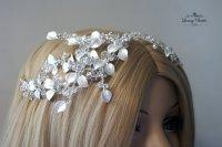 Wedding Hair Wreath Michelle | Luxury Tiaras