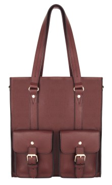 Best Of British - Brown Leather Tote