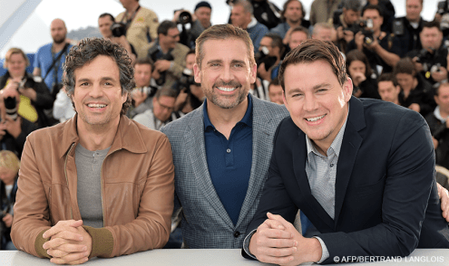 Mark Ruffalo, Steve Carell, Channing Tatum - 19/05 | FOXCATCHER
