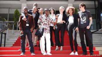 (Un Certain Regard) Equipe du film/Film cast - 17/05 | RUN