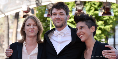 Réalisateurs/Directors of Party Girl (Un Certain Regard) - 24/05 | CLÔTURE/CLOSING CEREMONY