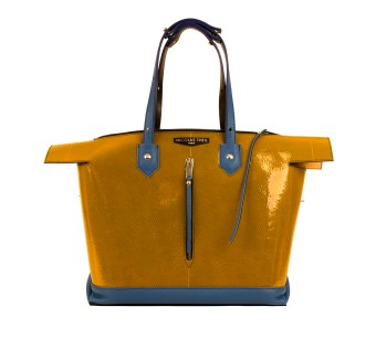 Nicolas Theil - Sac Nuclear blue yellow 2