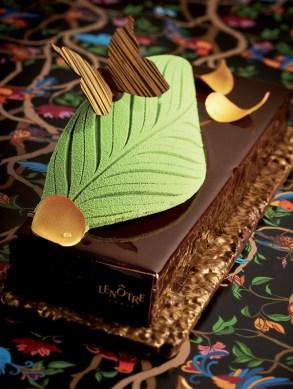 Le Zeste : Chocolat intense, croustillant et moelleux aux zestes de citron (Produit Réception)