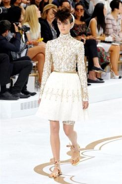 Chanel Haute Couture Fall Winter 2014/2015