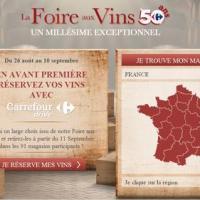 Nos coups de coeur de la Foire aux Vins Carrefour