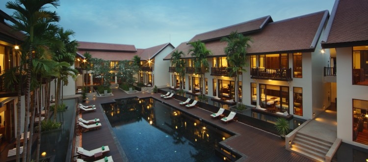 anantara angkor pool