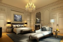 Paris Hotel Luxury Room
