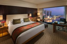 Mandarin Oriental Singapore Hotel Room