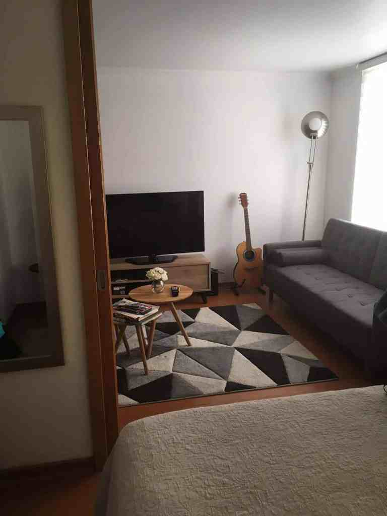 Where to Stay in Santiago Chile? Our First Experience with Airbnb Santiago