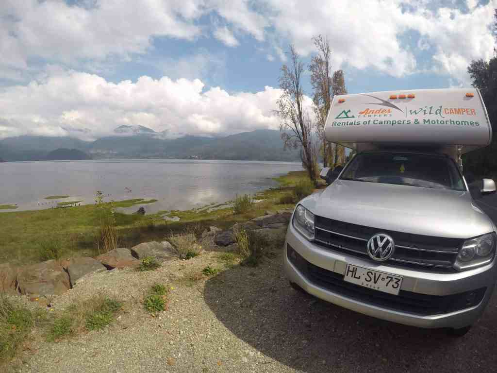 Lake Panguipulli, Campervan Chile - The Traveller's Guide By #ljojlo
