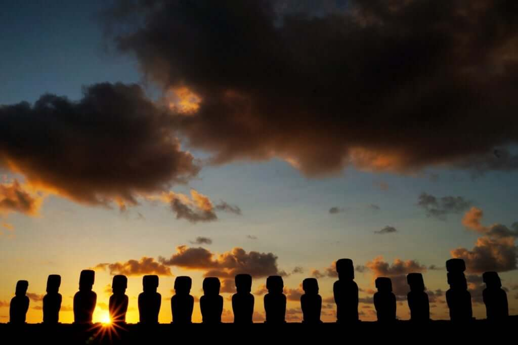 8 Reasons To Add Chile To Your Bucket List - Easter Island - The Traveller's Guide By #ljojlo