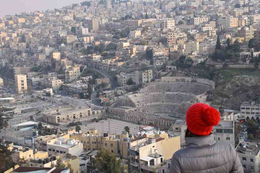 Ideal Cities For A Long Layover - Amman - The Traveller's Guide By #ljojlo