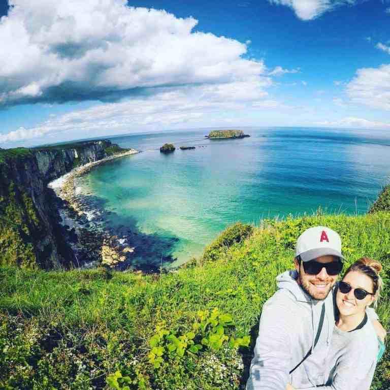 Northern Ireland Coast - Luxury Travel Hacks
