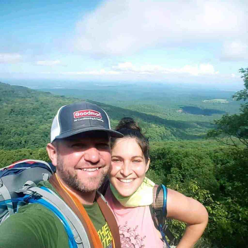 Seven Reasons Why Couples Backpack - Happy Couple