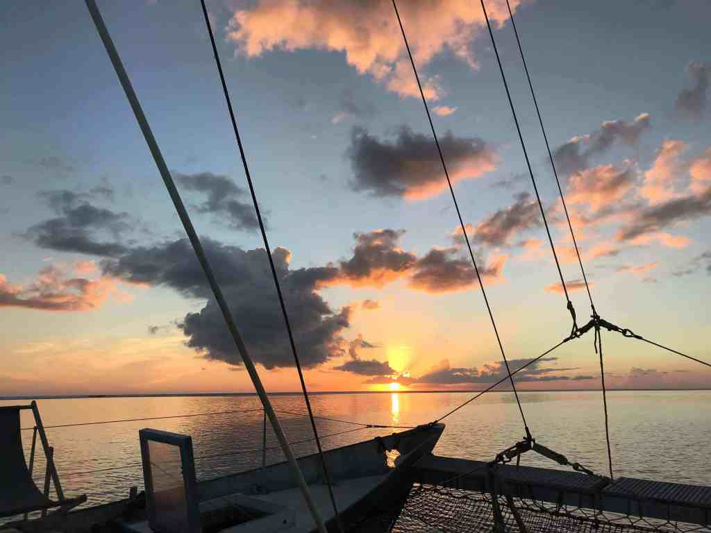 Coolest Airbnb - Catamaran in Tahiti - Luxury Travel Hacks