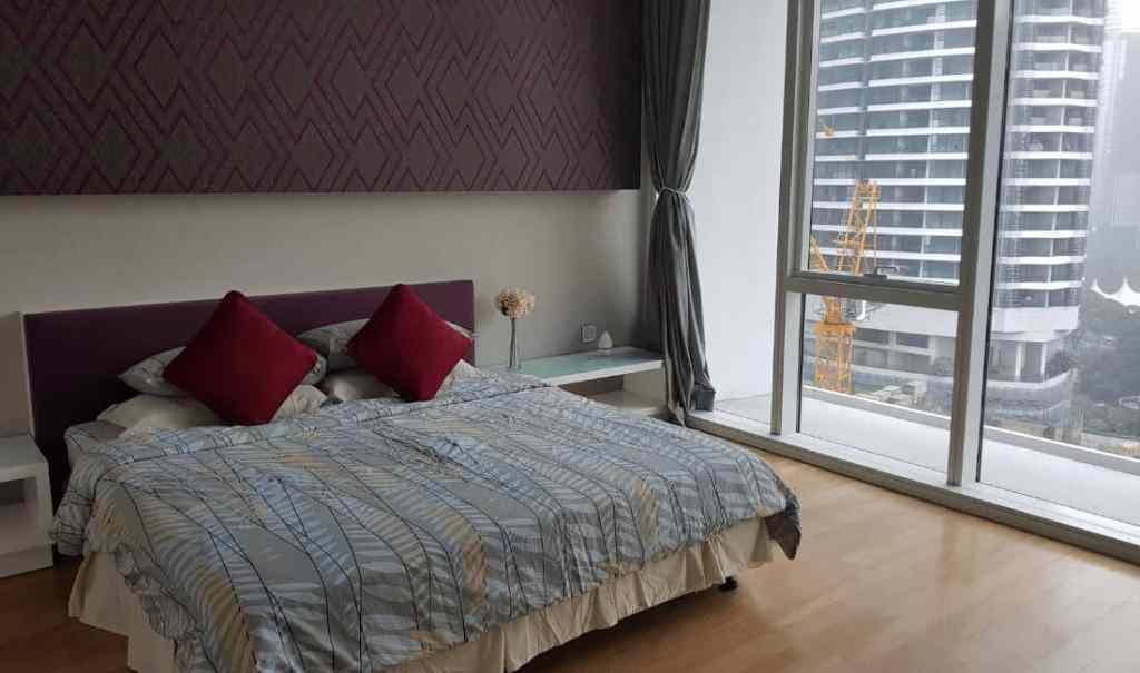 Bedroom - The Best Airbnb Kuala Lumpur - Luxury Travel Hacks