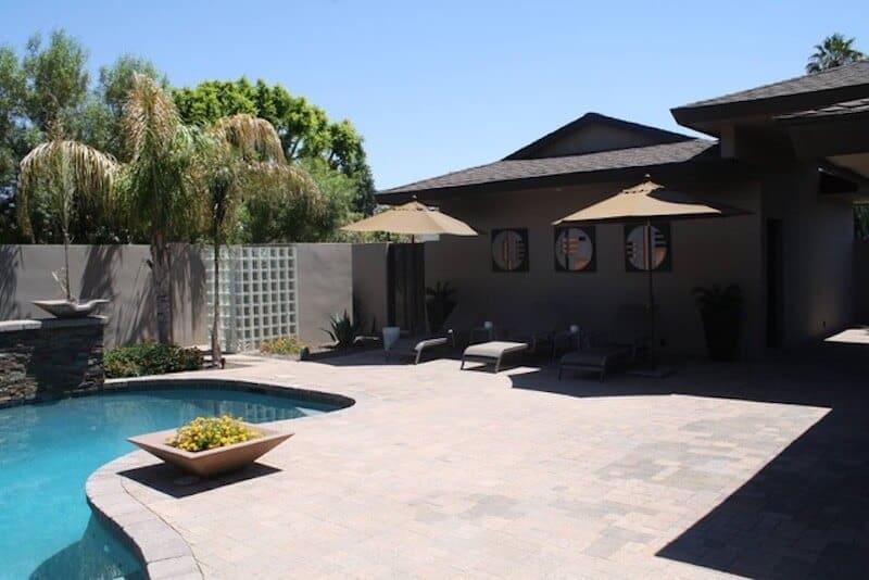 Airbnb Phoenix - Pool - Luxury Travel Hacks