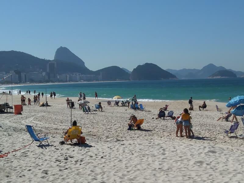 Copacabana Beach - Where to Stay in Rio de Janeiro - Luxury Travel Hacks
