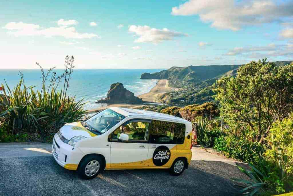 Mad Campers New Zealand - Campervan Hire New Zealand - Luxury Travel Hacks
