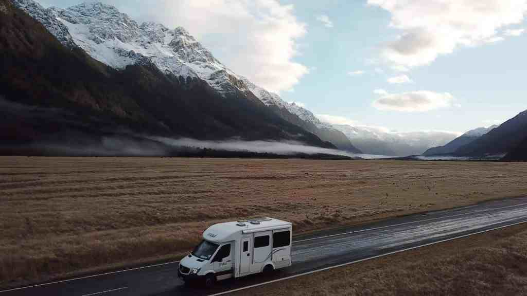 Maui Campervan - Campervan Hire New Zealand - Luxury Travel Hacks