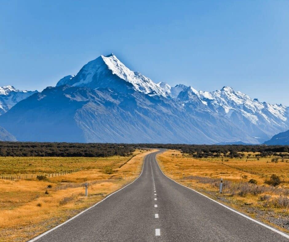 New Zealand Road Trip - Campervan Hire New Zealand - Luxury Travel Hacks