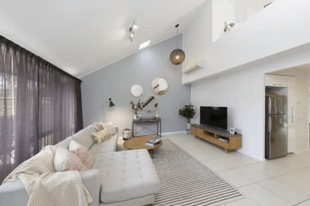 Living Area - Canberra Apartments - Luxury Travel Hacks