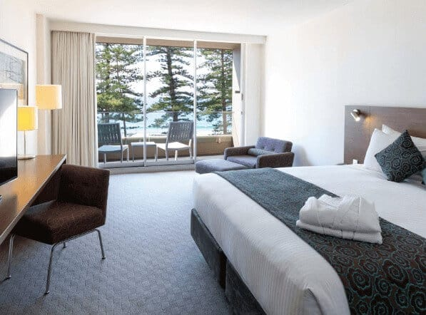 Novotel Sydney Manly Pacific - Beachside Hotel - Luxury Travel Hacks