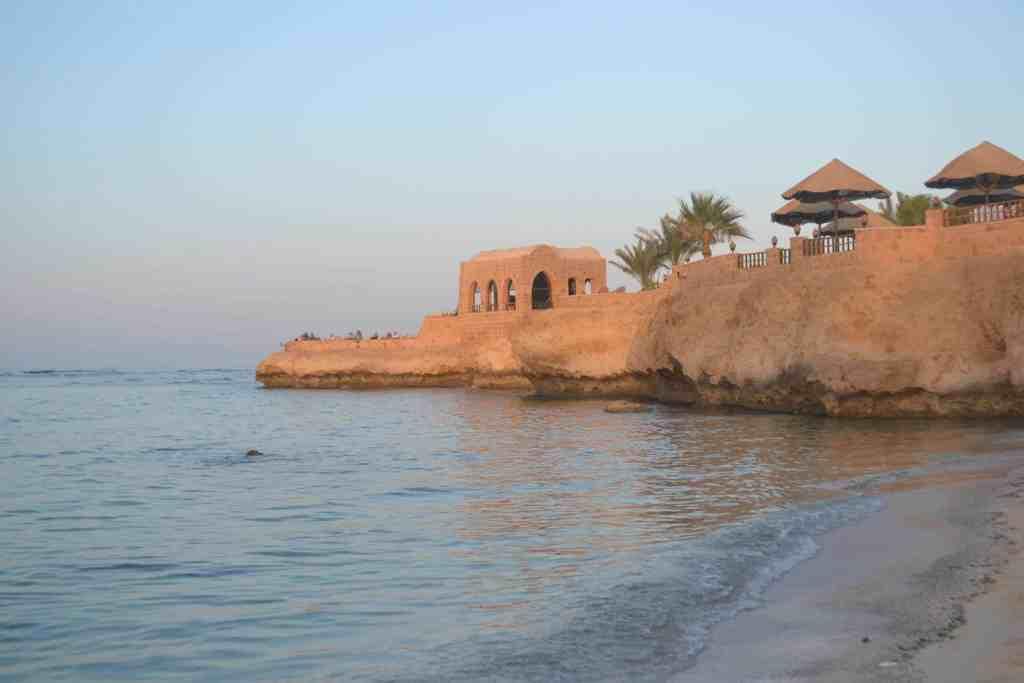 View at Movenpick Resort El Quseir - Egypt - Romantic Hideaways Africa - Luxury Travel Hacks