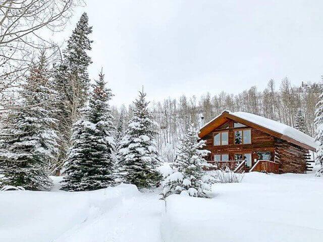 Vista Verde Ranch Cabin - Couples Retreat Near Me - USA, Colorado
