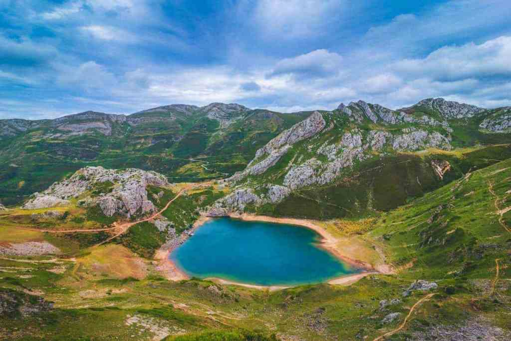 Lagos de Saliencia in Somedio Asturias Spain - Northern Spain Road Trip - Luxury Travel Hacks