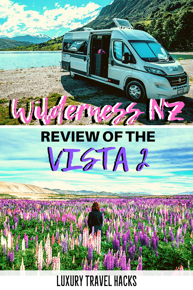 Motorhome Hire New Zealand With Wilderness NZ - Vista 2 - Luxury Travel Hacks