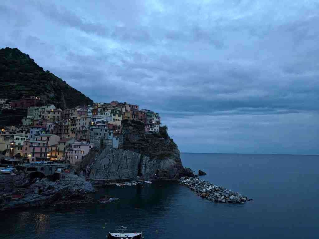 View of Colourful Houses - Airbnb Italy - Luxury Travel Hacks