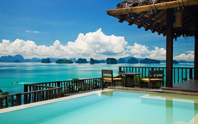 Anywhere on Koh Yao Island - Thailand honeymoon