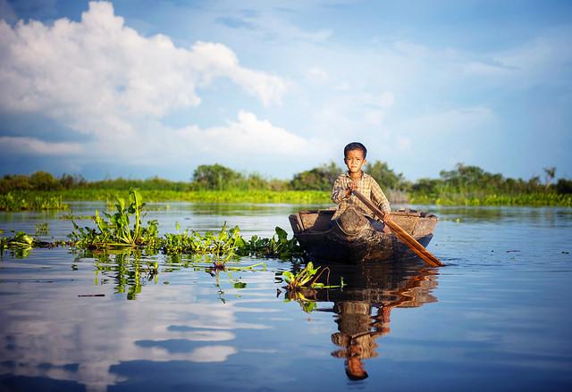 Cambodia Mekong River Cruise
