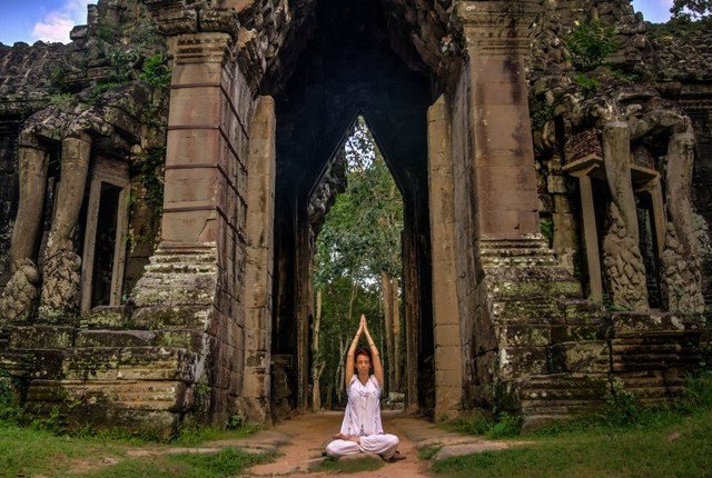 Yoga and detox retreat in Cambodia