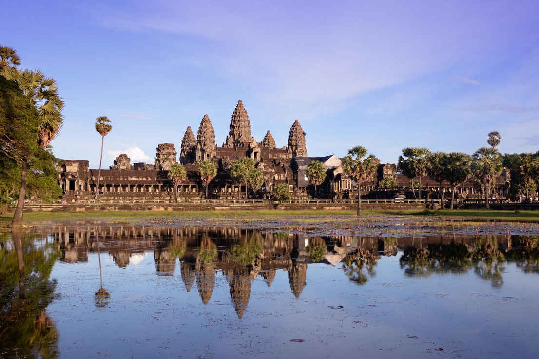 How to visit Angkor Wat Temples