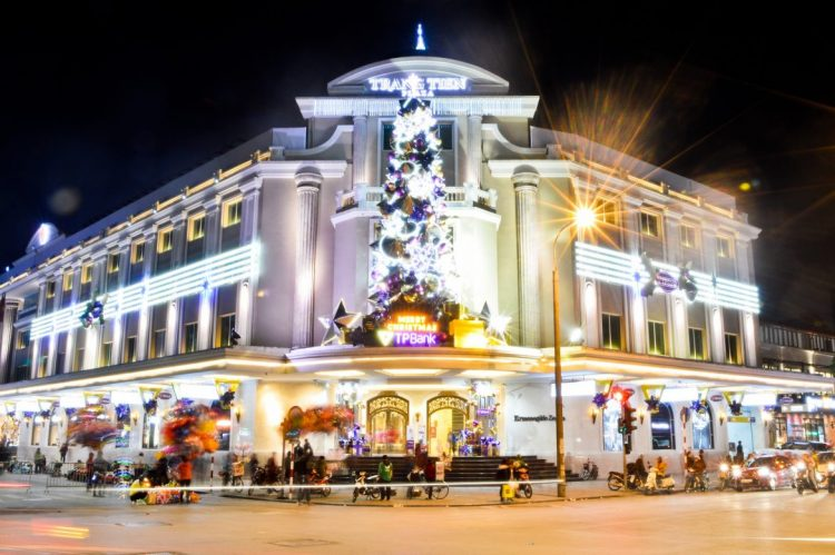 Hanoi - BEST PLACES TO SPEND CHRISTMAS IN VIETNAM