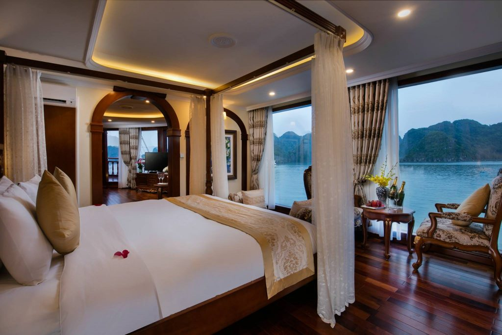 Hanoi-Halong Ultimate Luxury Vietnam Tour- Emperor Cruise
