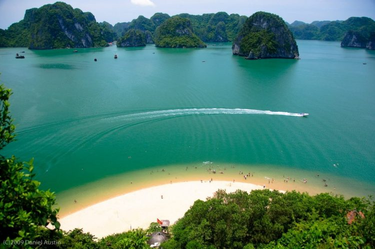 Ti-top Island Halong Bay Tour