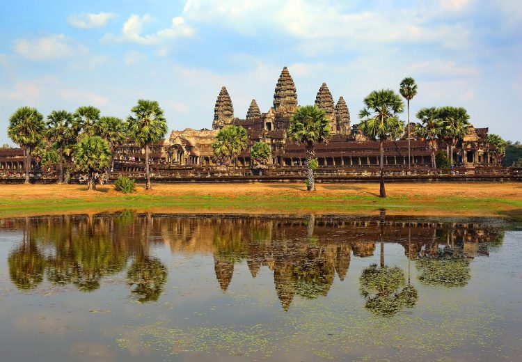 Angkor Wat- best time to visit vietnam and cambodia