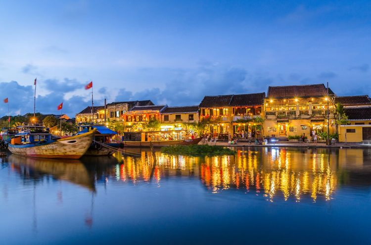 hoian - Vietnam and Cambodia summer vacation