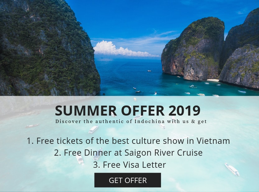vietnam travel summer offer