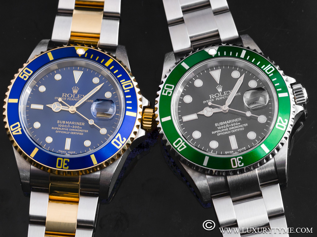 Review of the Rolex Submariner 16610 LV: The 50th ...