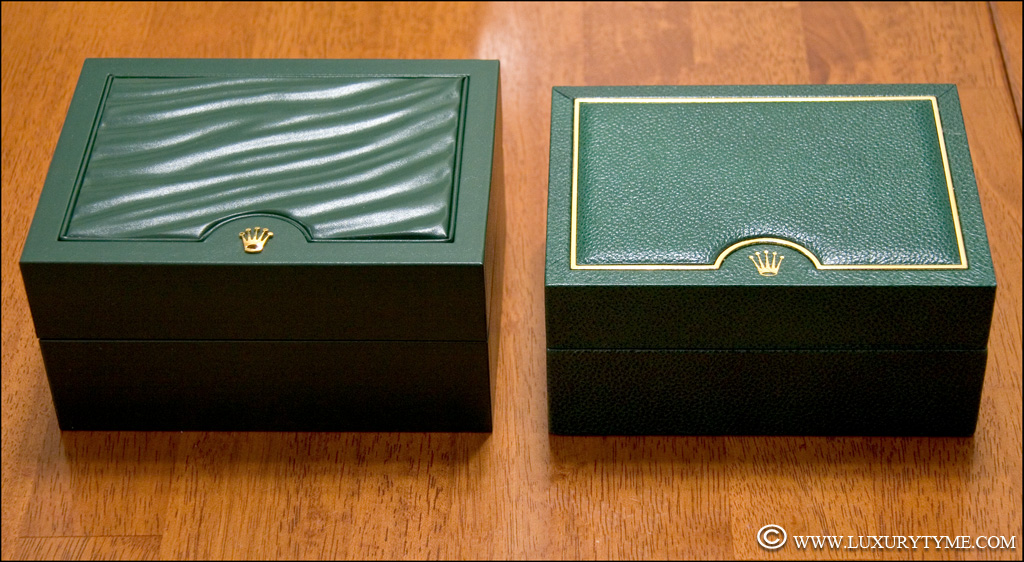 OK ... & The New Rolex Box u0026 Packaging | Luxury Tyme: The Rolex Reference Page Aboutintivar.Com