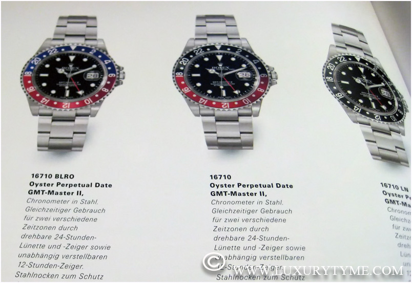 The Mystery of the Rolex GMT Master II 16710-3186 | Luxury