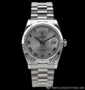 "Review of The Rolex Day-Date ""Presidential"""