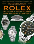 Book Review:  Collecting Rolex Milgauss, Yacht-Master, Turn-O-Graph, Explorer I, Explorer II