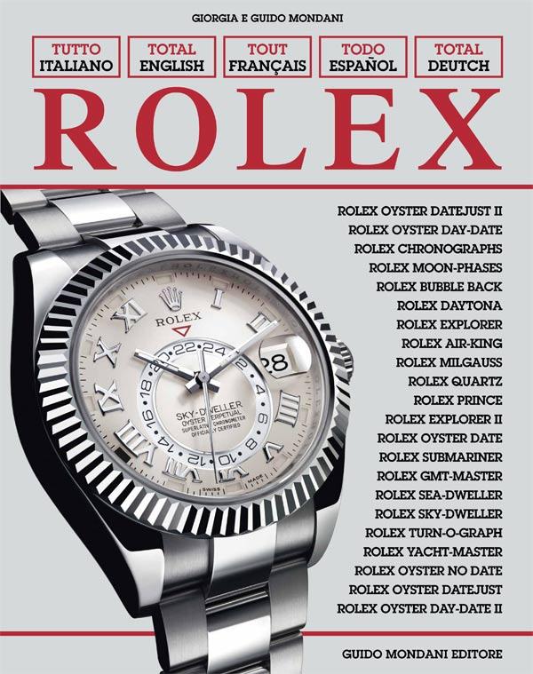 e645e8ebea2 BOOK REVIEW  Total Rolex From Mondani Editore